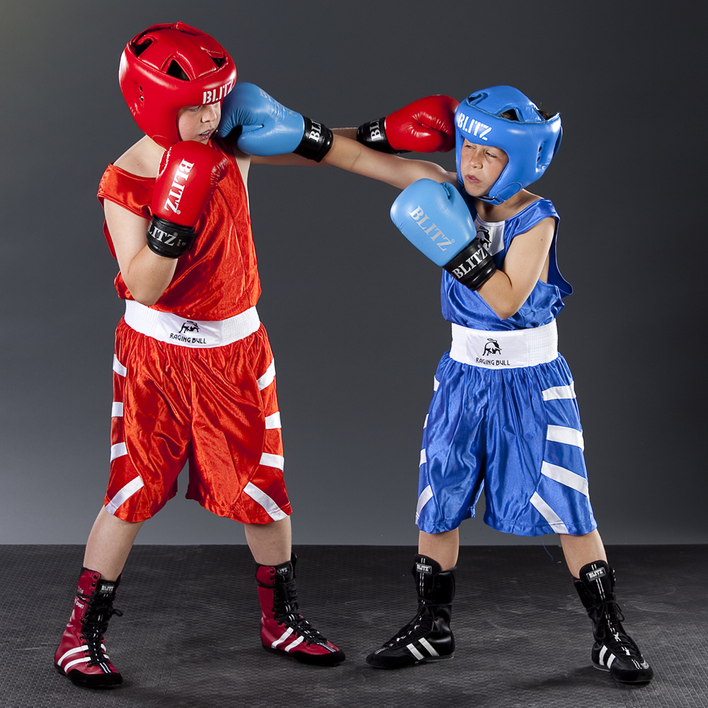 Boxing outfit for boys